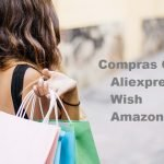 aliexpress amazon wish compras online