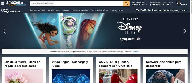 app compras online amazon